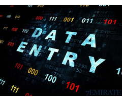 Data Entry operator required for a shipping company in Dubai