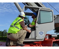 Crane Inspector Required for Construction Company in Dubai
