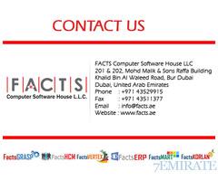 ERP Software Solution Service in Dubai