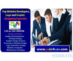 0504968788/ Top Website Developers, Logo and Graphic Designing Expertise