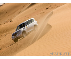 Desert Driver required in Abu Dhabi