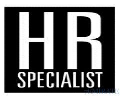 HR Specialist Required for Company in Dubai