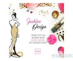 Fashion Design Course available at Capital Education Dubai Campus