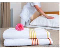 Housekeeping Staff Required for Hotels and Restaurant in Dubai