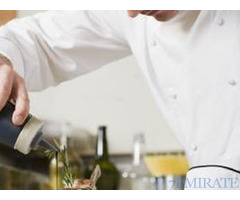 Assistant Chef Required for Company in Ajman