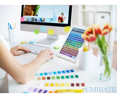 Urgently Required Graphic Designer for Company in Ajman