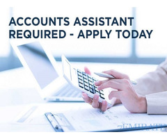 Company in Al Ain is looking for Assistant Accountant in Al-Ain