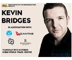 Kevin Bridges Tickets for Sale in Dubai