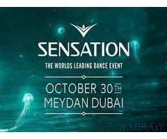 Sensation Dubai 2017 Tickets for Sale in Dubai