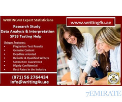 Expert Statisticians 0562764434 Research Study/ Data Analysis/ SPSS Help in UAE
