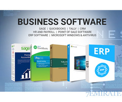 Business Software Dealers in Dubai, UAE - Perfonec Computers