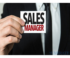 Arabic/Turkish/English Speaking Corporate Sales Manager Required