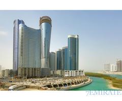 FULLY FURNISHED STUDIO IN HYDRA AVENUE TOWER C8 ABU DHABI