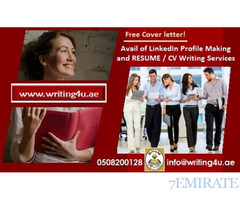 0508200128 Free Cover letter! Avail of LinkedIn Profile Making + CV Writing Help