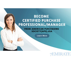 Become Certified Purchase Professional Under Leading Academies Dubai