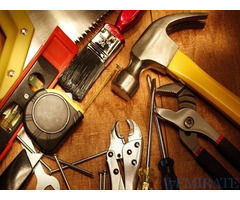 Electrical, plumber, painter & carpenter Required in Dubai