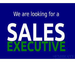 Sales Executive Required for an Digital & Media Printing company