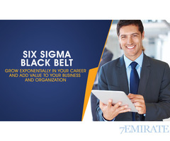 Perfect Training Atmosphere to get Six Sigma Certification Dubai