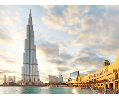Tickets for at the Top of Burj Khalifa at Discounted Price