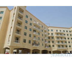 Hot Deal 1Bedroom Apartment for Sale in Queue Point Liwan Dubailand