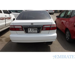 Nissan Sunny 1.6L EX-Saloon, 1999 model, Automatic, Good Condition for immediate Sale