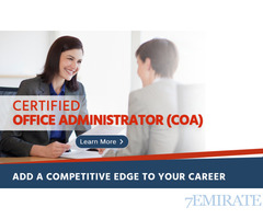 Office Administration Training Programs Ras Al Khaimah