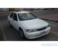Nissan Sunny 1.6L EX-Saloon, Automatic Gear, 1999 Model, for sale