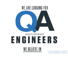 QA/QC Engineer  Required for Building Construction Company