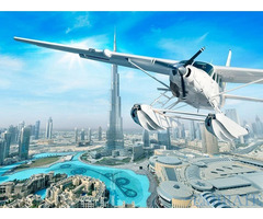 Sea Plane tickets for Sale for 2 flyers in Dubai