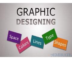 Graphic designer needed for company in Dubai