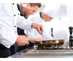 Commis Chef Required for Reputed 5 Star Hotel in Ajman