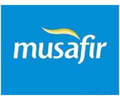 Musafir voucher for Sale in Dubai