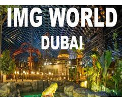 IMG World Adventure Park Tickets for Sale in DUbai