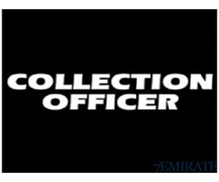 We're looking for Collections Officer for Company in Sharjah