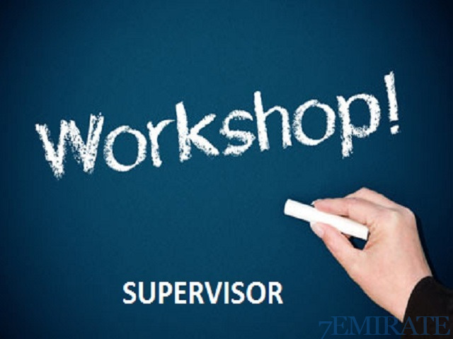 Image result for Workshop Supervisor