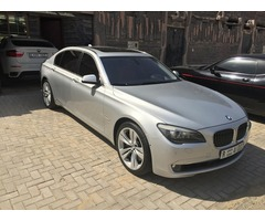 BMW 740 Model 2010 for Sale in Dubai