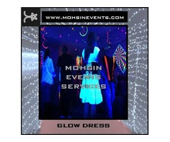 Disco, Glow in dark & Party Packages by Mohsin Events Services