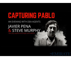 Tickets for Capturing pablo an evening with Javier Pena and Steve Murphy