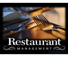 Wanted Restaurant and Asst Restaurant Manager in Dubai