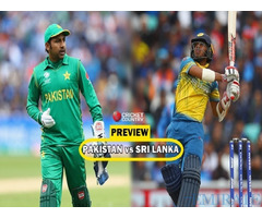 Tickets for Pakistan Vs Srilanka 1st one day international for Sale