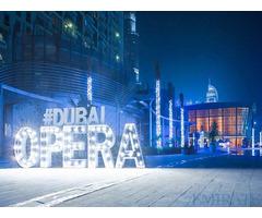 Opera Ballet Tickets for Sale in Dubai