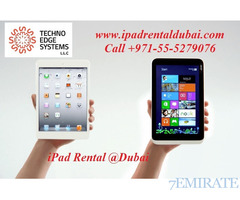 iPad Rentals for Personal use in Dubai