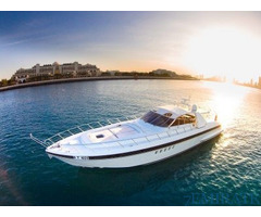 Boats Yachts for Charter Service Available in Dubai
