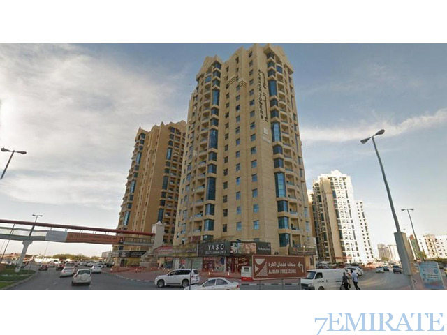 Ready to Move, 1 Bed Hall Flat for Sale in Al Khor Towers Ajman