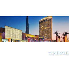 Fully Furnished Studio for sale in Address Dubai Mall