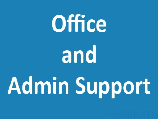 Admin officer Required for Company in Dubai