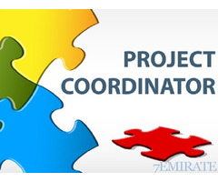 Project Coordinator Required for Kedar Engineering in Dubai