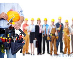Electrician and Plumber Required for Company in Ajman