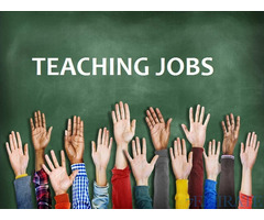 Teachers Required for International Schools in UAE
