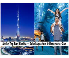 Burj Khalifa Combo Tickets for Sale in Dubai
